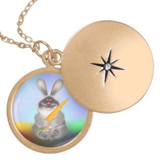 Conejo con la zanahoria medallones