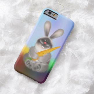Conejo con la zanahoria funda para iPhone 6 barely there