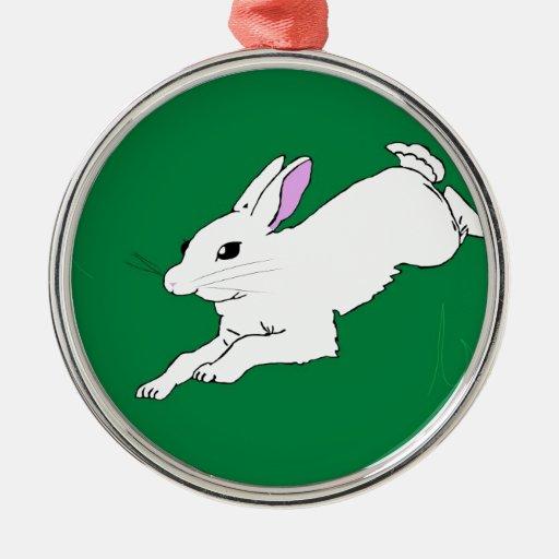 Conejo de conejito adorno de reyes