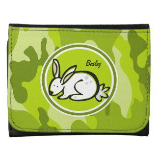 Conejo de conejito camo verde claro camuflaje