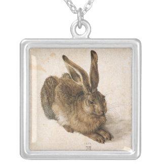 Conejo de conejito colgante cuadrado