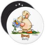 Conejo de conejito de la miel pins