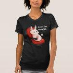 Conejo de conejito del cine de Kawaii Camiseta