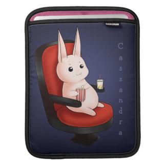 Conejo de conejito del cine de Kawaii Manga De iPad