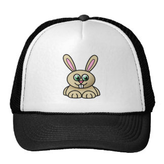 Conejo de conejito del dibujo animado gorros