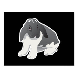 conejo de conejito del vadur tarjetas postales