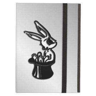 Conejo de conejito en sombrero de copa