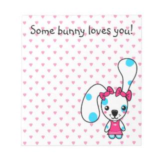 Conejo de conejito lindo de Kawaii Bloc