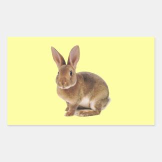 Conejo de conejito lindo de Kawaii Rectangular Altavoz