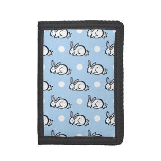 Conejo de conejito lindo Lunares de los azules ci