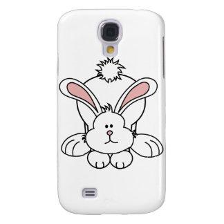 Conejo de conejito lindo samsung galaxy s4 cover