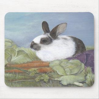 Conejo de conejito Mousepad
