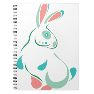 Conejo de conejito notebook