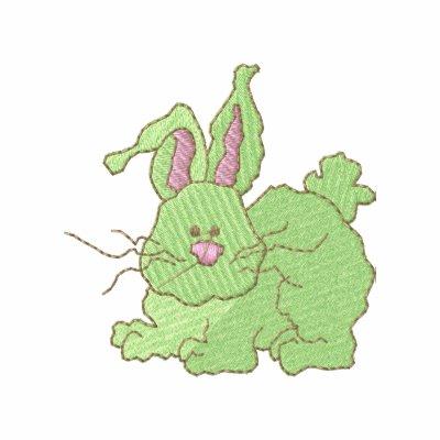 Conejo de conejito polo bordado