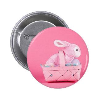 Conejo de conejito rosado pins