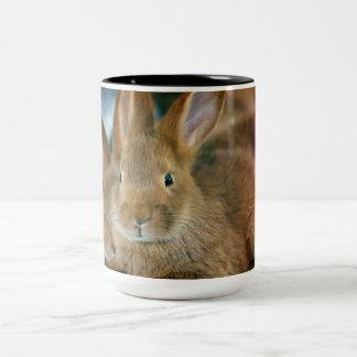 Conejo de conejito taza