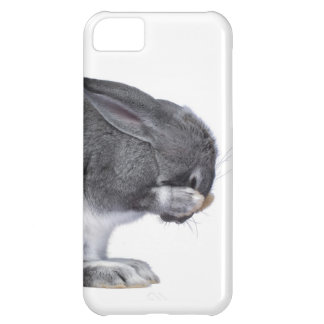 Conejo de desesperación funda para iPhone 5C