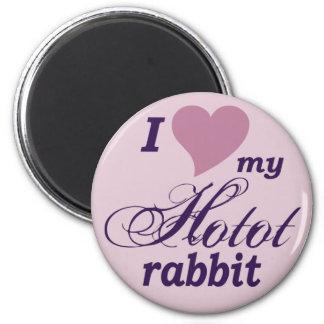 Conejo de Hotot
