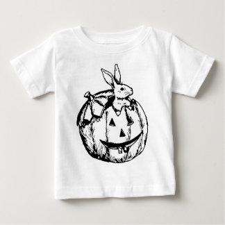 Conejo de la calabaza de Halloween Camisas