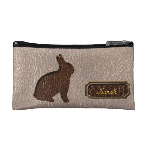 Conejo de la Cuero-Mirada suave