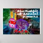 Conejo de los poderes especiales [poster]