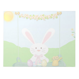 Conejo de Pascua Bloc De Notas