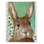 Conejo de Pascua Libreta Espiral