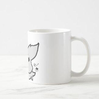 Conejo de plata taza de café