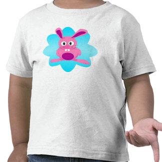 Conejo de Rabbity Camisetas