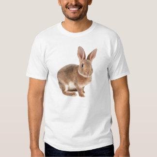 Conejo de Rex Remeras