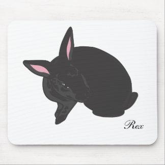 Conejo de Rex Tapetes De Ratones