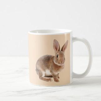 Conejo de Rex Taza De Café