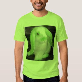 Conejo de Roxy en verde Playera