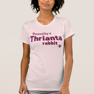 Conejo de Thrianta Playera
