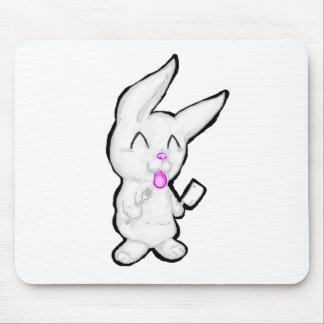 Conejo del asesino alfombrilla de raton