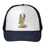 Conejo del asesino gorras
