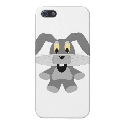 Conejo del bebé iPhone 5 funda