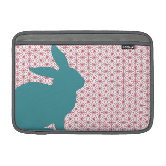 Conejo del bribón fundas macbook air