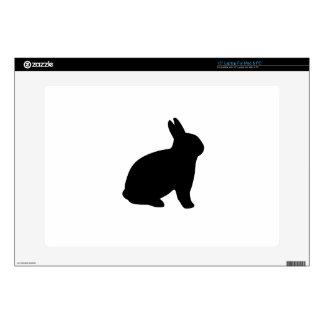 conejo del dibujo animado skins para portátil