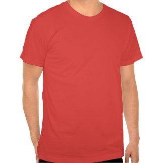 Conejo del laboratorio del bolsillo camisetas
