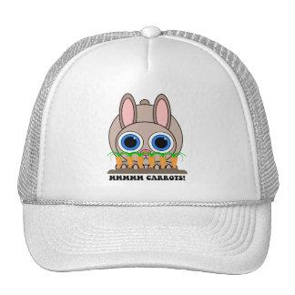 conejo divertido gorras de camionero
