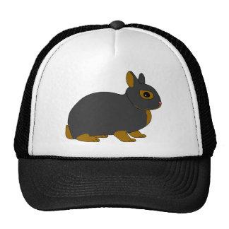 Conejo enano de Netherland Gorra