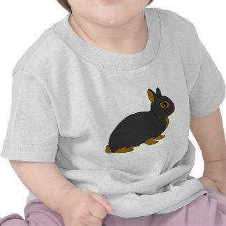 Conejo enano de Netherland Camisetas