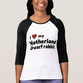 Conejo enano de Netherland Polera