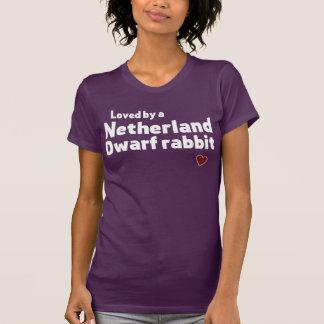 Conejo enano de Netherland Remeras