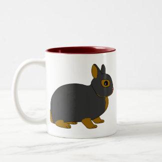 Conejo enano de Netherland Taza De Café