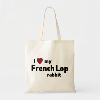 Conejo francés del Lop Bolsa Tela Barata