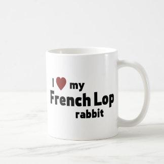 Conejo francés del Lop Taza Clásica