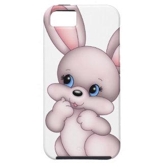 conejo funda para iPhone 5 tough