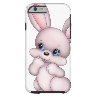 conejo funda para iPhone 6 tough